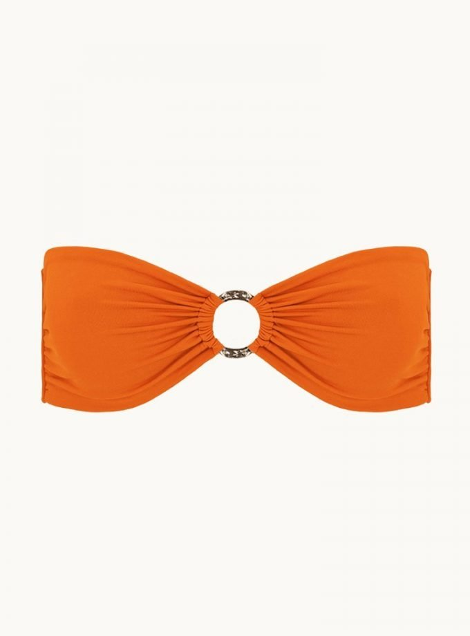 Rouse bikini top - Ice tea - Orange